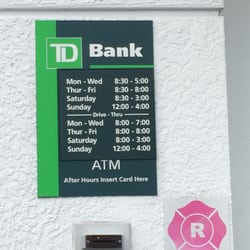 TD Bank - 10 Reviews - Banks & Credit Unions - 1215 SE 17th