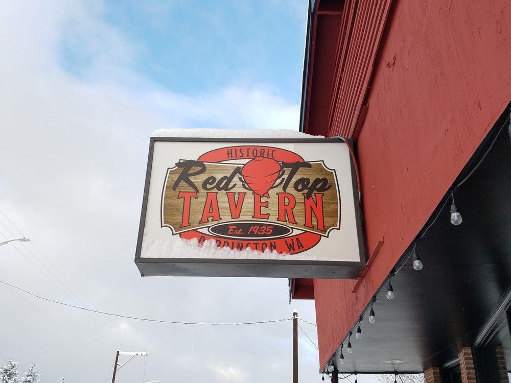 Red Top Tavern: 1020 Darrington St, Darrington, WA