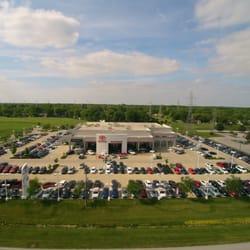 Photo Of Bob Rohrman Toyota   Lafayette, IN, United States. Aerial Drone  Photo