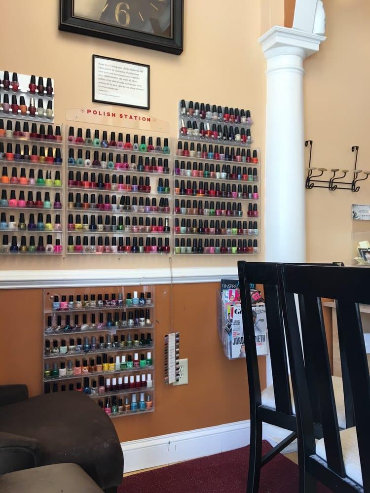The Nail Salon: 1201 N Main St, Suffolk, VA