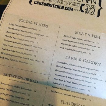 Carson Kitchen - 4771 Photos & 2250 Reviews - American (New
