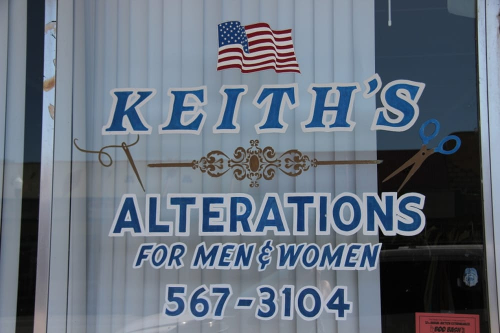Keith's Tailoring and Alterations: 14426 7th St, Dade City, FL