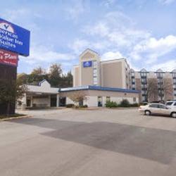 America S Best Value Inn Hotels 1625 Broadway Rochester Mn