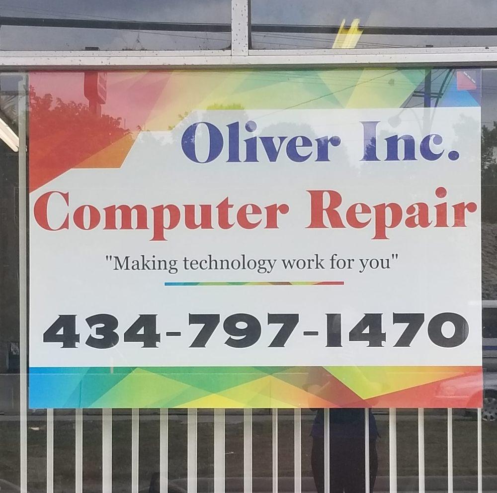 Oliver: 2321 Riverside Dr, Danville, VA
