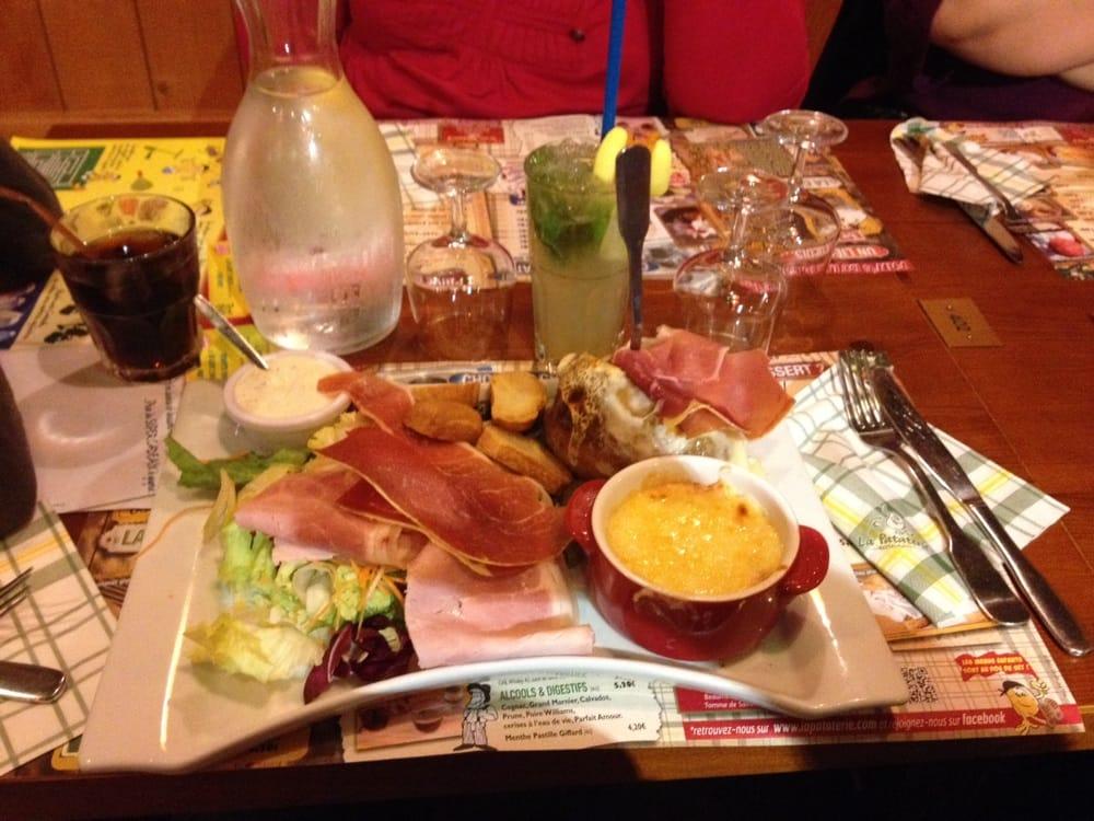 La Pataterie Français Allee Saint Fiacre, La Ville du Bois, Essonne Restaurant Avis Yelp # Restaurant La Ville Du Bois