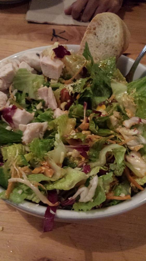 My 18 Tostada Chicken Salad Really Yelp