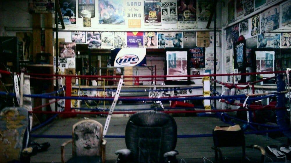 Richard Lord's Gym