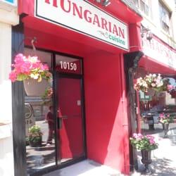 Hungarian Restaurant Richmond Hill
