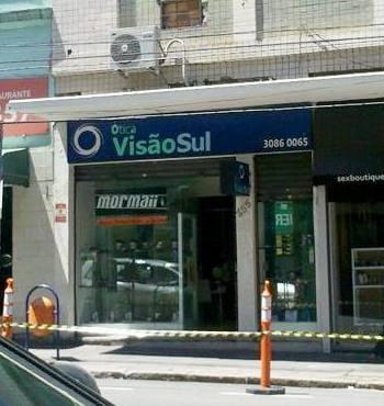 35e6e47ee5b1f Ótica Visão Sul - Óticas - Avenida Alberto Bins, 355 - Centro, Porto ...
