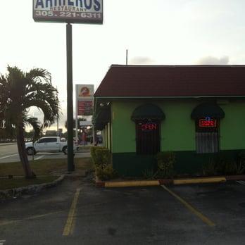 Los Arrieros Restaurant Miami Fl Menu