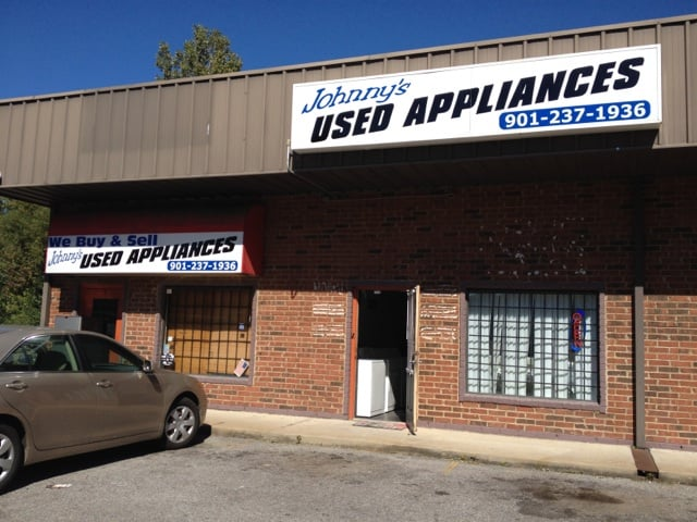 Johnnys Used Appliances