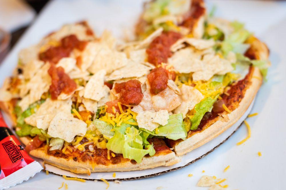 Red Angel Pizza: 126 E High St, Hicksville, OH
