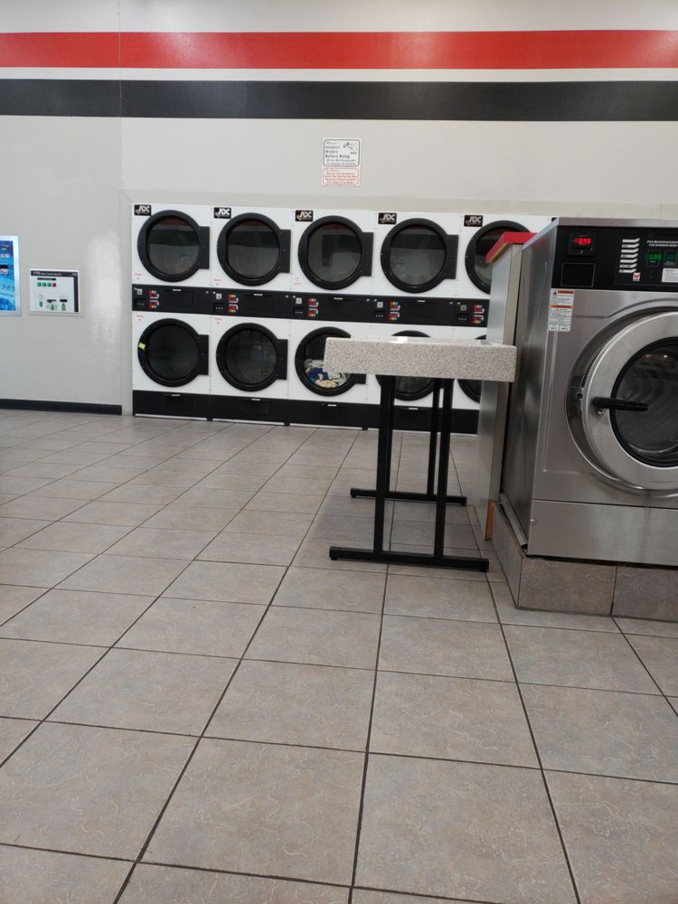 Wash Cycle Laundromat: 4545 NW 23rd St, Oklahoma City, OK