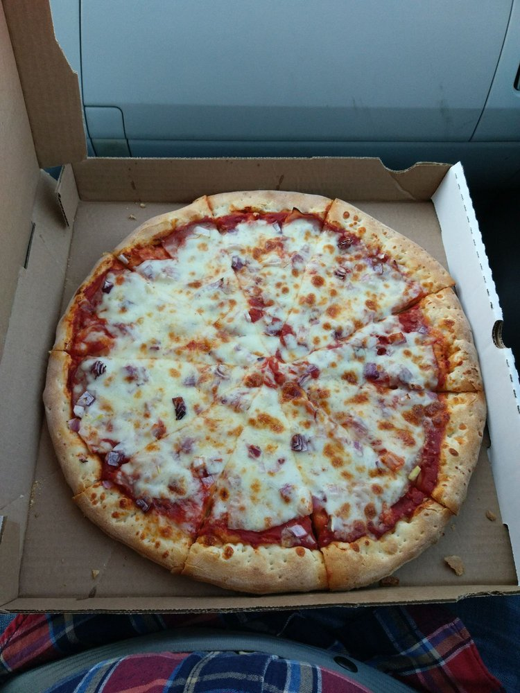 Your House of Pizza: 1437 W State St, Belding, MI