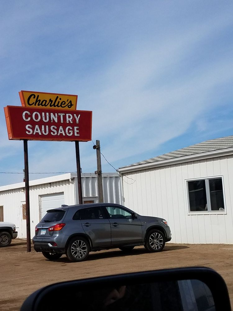 Charlie's Country Sausage: 4005 Burdick Expy E, Minot, ND
