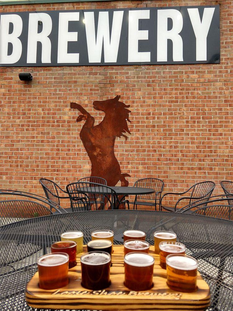 Loose Shoe Brewing Company: 198 Ambriar Plz, Amherst, VA