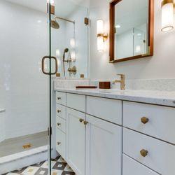 Photo Of Bath Plus Kitchen Design Remodel   Alexandria, VA, United States.  See