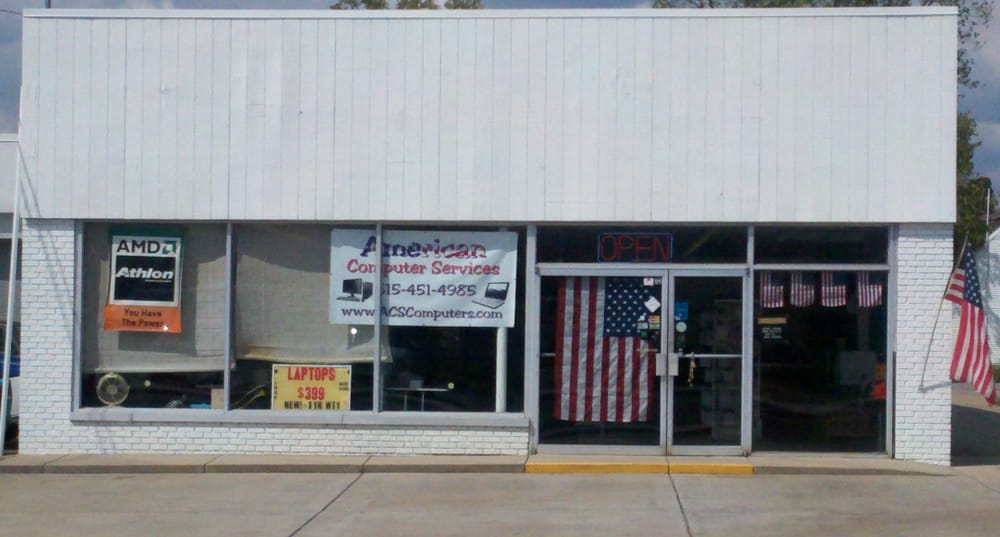 American Computer Services: 240 West Main St, Gallatin, TN