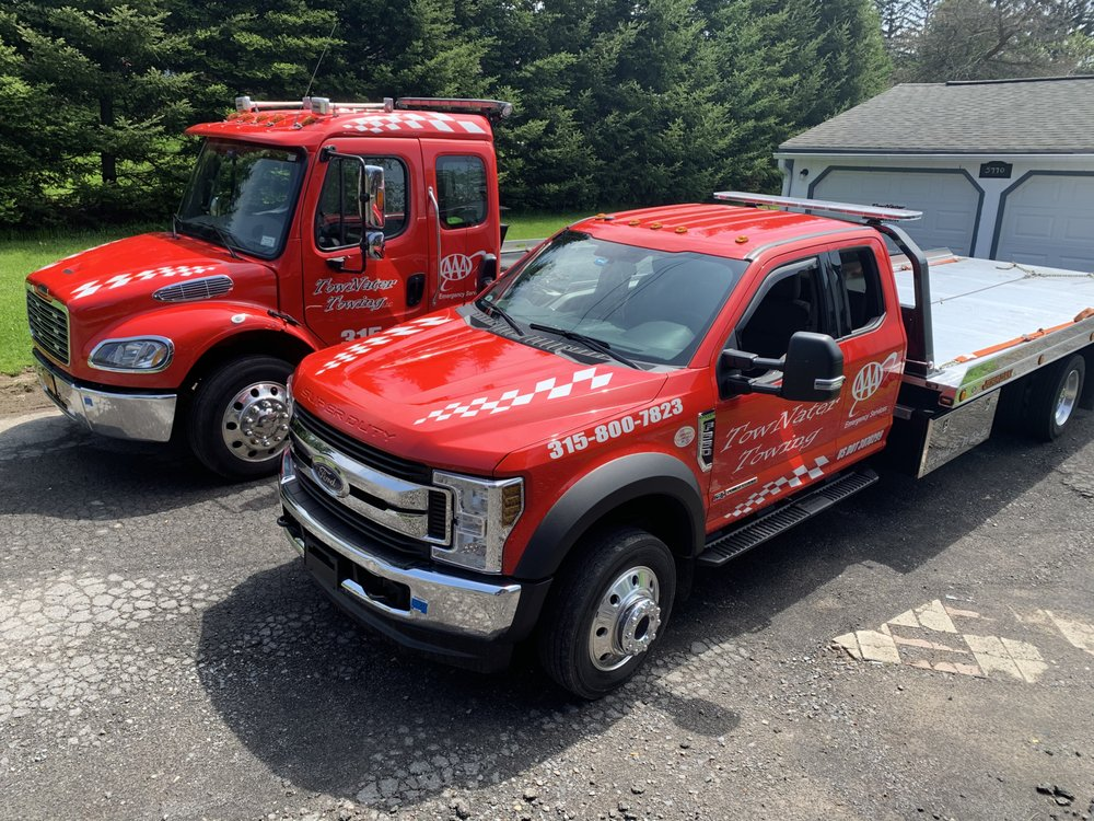 Towing business in Manlius, NY