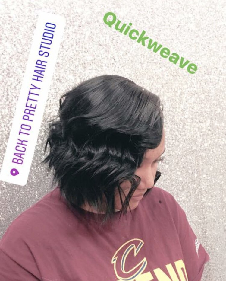 Quickweave By Ebony Sew In Columbus Lace Closure Sew In Frontal Sew