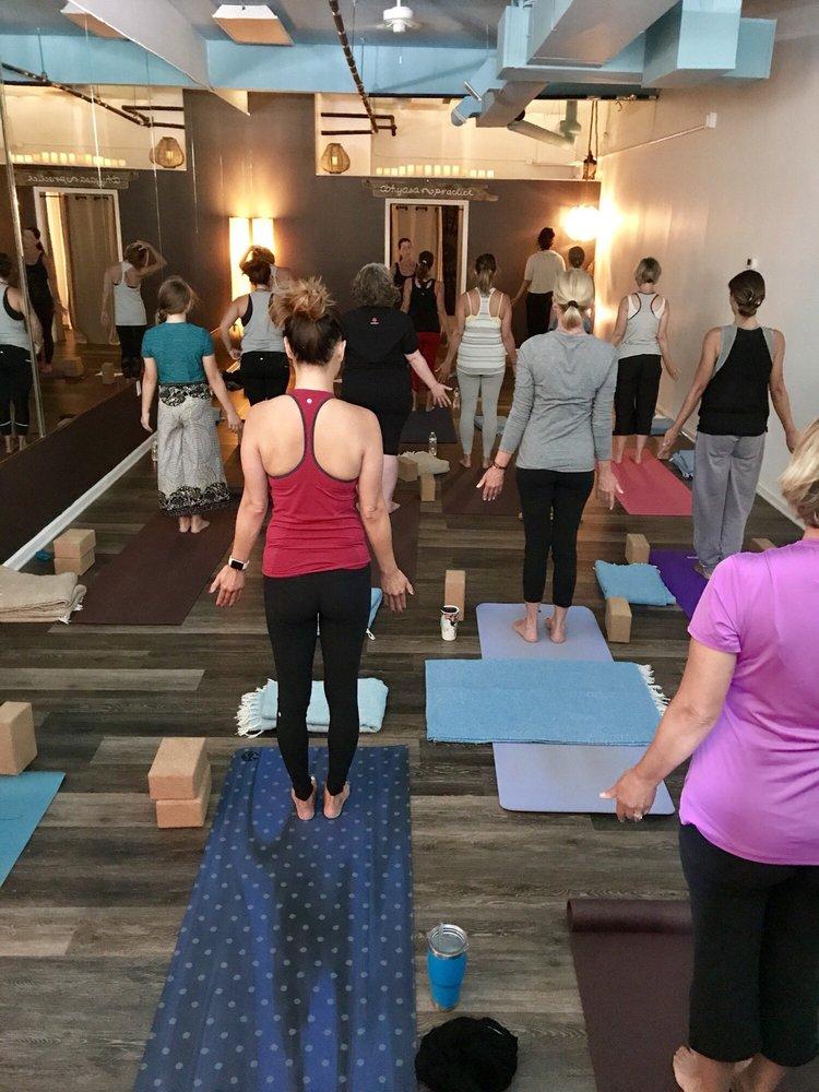 Monmouth Beach Yoga & Wellness: 36 Beach Rd, Monmouth Beach, NJ