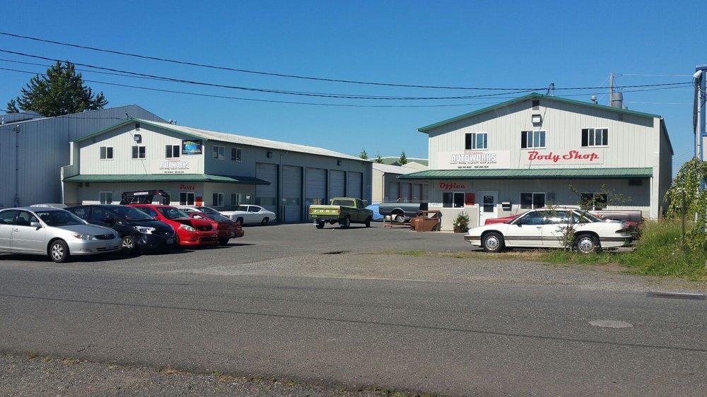 Bellingham Autoworks: 1302 Meador Ave, Bellingham, WA