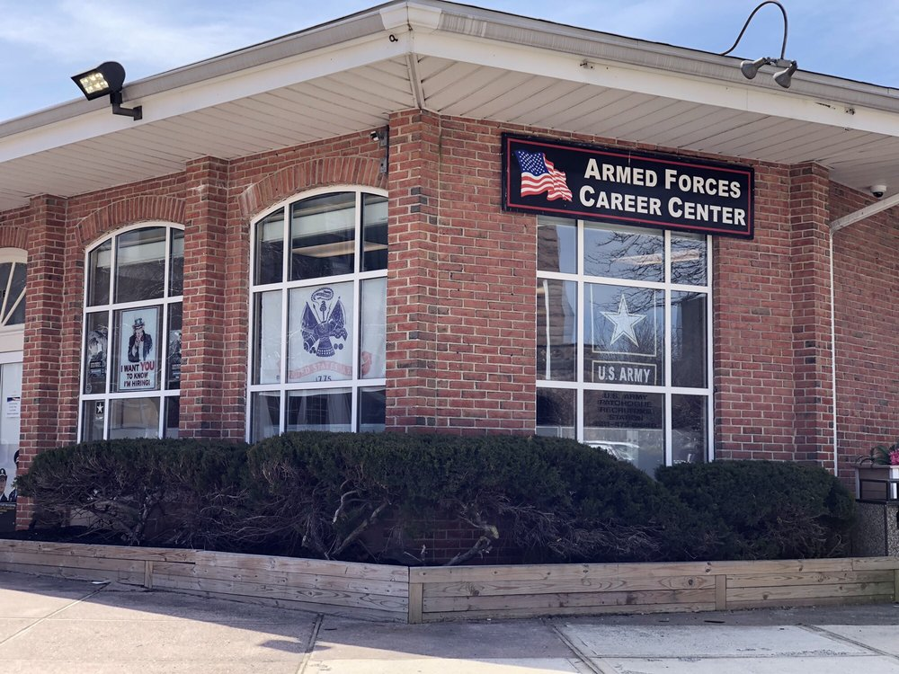 Army Recruiting Patchogue NY: 116 E Main St, Patchogue, NY