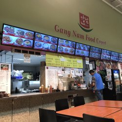 Photo Of Gang Nam Food Court Catonsville Md United States