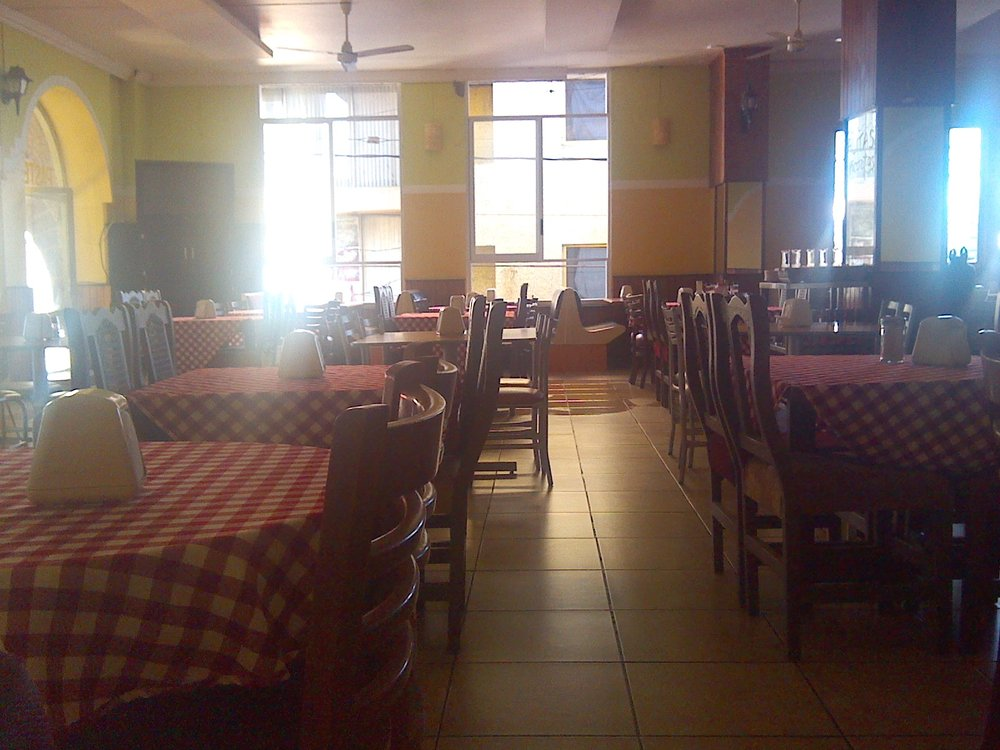 Pasty Pizza: Portal Hidalgo 1, Centro, MIC