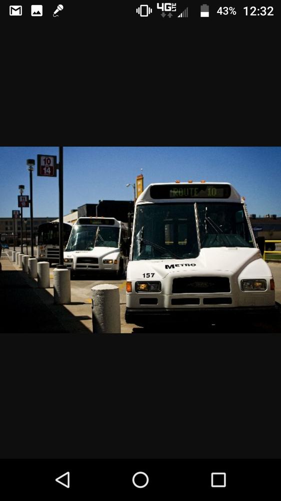 Bay Metro Transit: 1510 N Johnson St, Bay City, MI