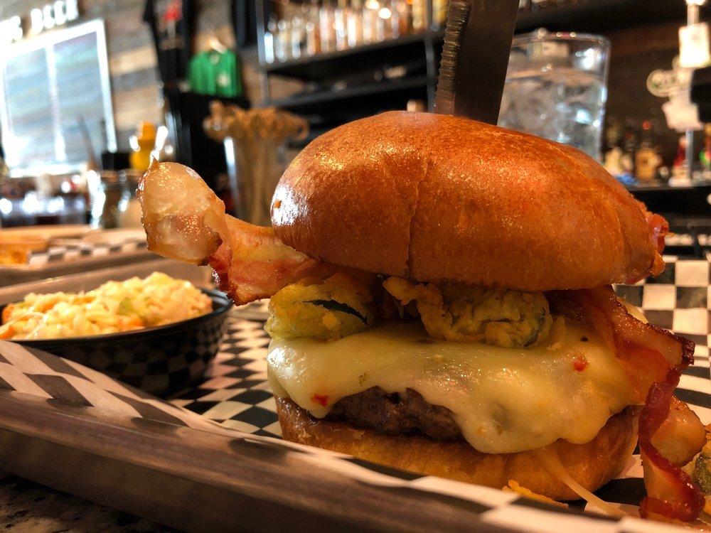 Broad Street Burger: 111 E Broad St, Statesville, NC