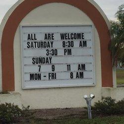 San Antonio Catholic Church Religious Organizations