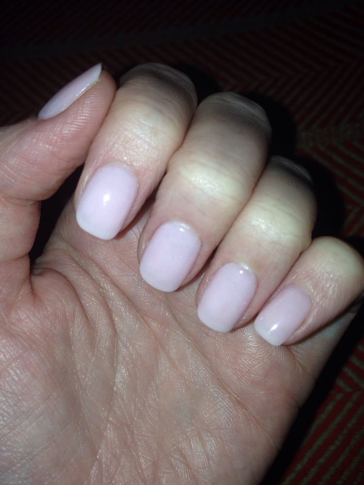 Organic nail dipping powder manicure color S22 - Yelp
