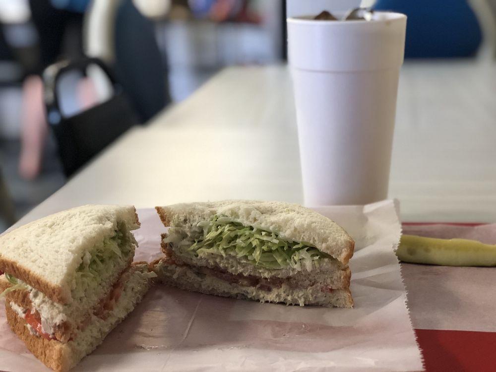 Colonial House Of Sandwiches: 1125 Broadway, La Porte, TX