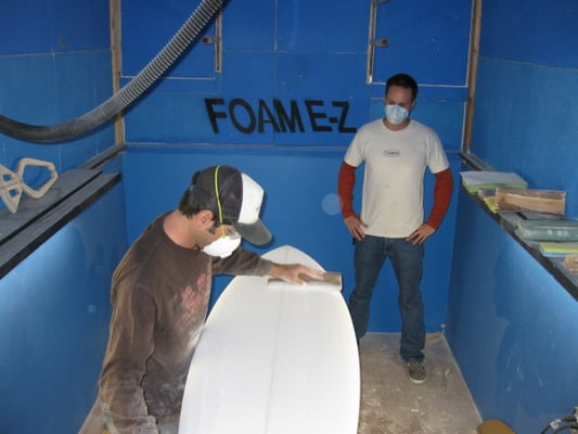 Foam E-Z 6455 Industry Way Westminster, CA Surfing Equipment