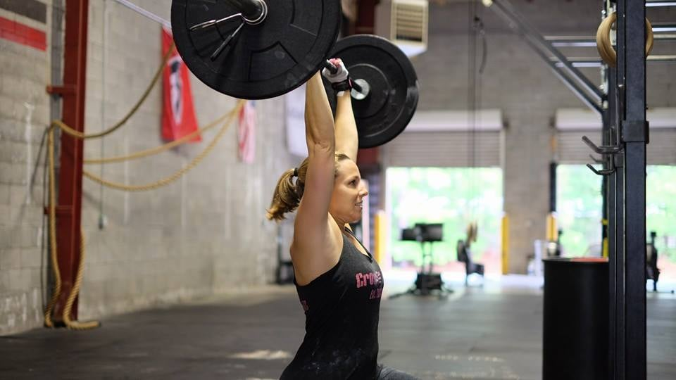 CrossFit PPG: 4505 Peachtree Industrial Blvd, Norcross, GA