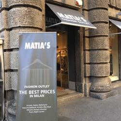 Matia\'s Fashion Outlet - Outlet - Corso Venezia 37, Palestro, Milano ...