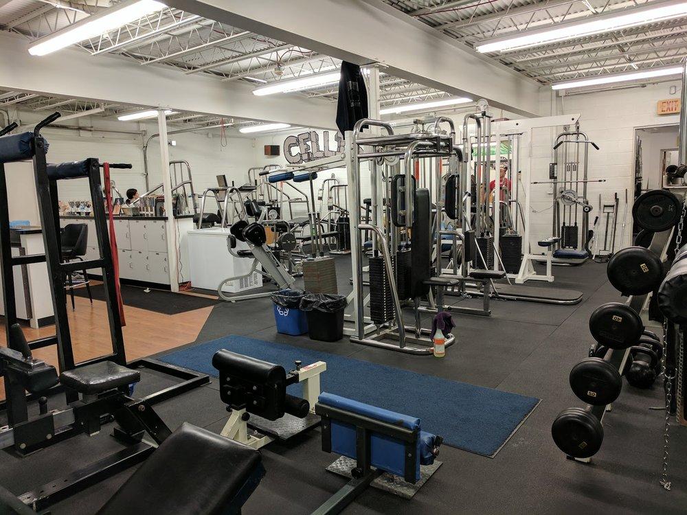 Celli's Fitness Center
