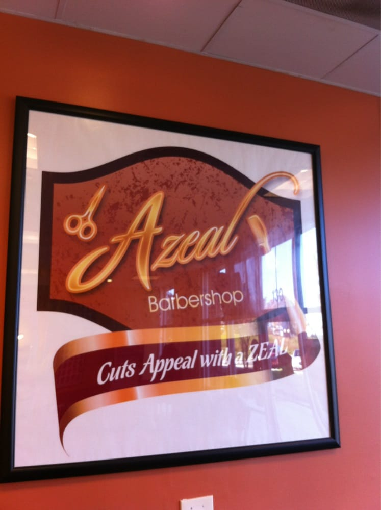 Barber Shops Near My Location : Azeal Barber Shop - Hairdressers - 10230 Berkeley Place Dr, University ...