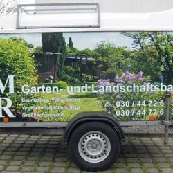 Landschaftsbau  Martin Ryl Garten- und Landschaftsbau - Landscaping - Friederike ...