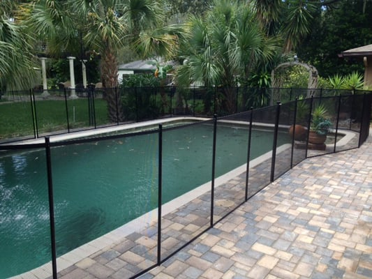 Baby Barrier Pool Fence Of Central Florida Pool Amp Hot