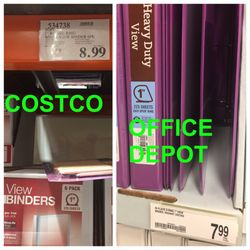 Photo Of Office Depot Stockton Ca United States The Costco Price Is