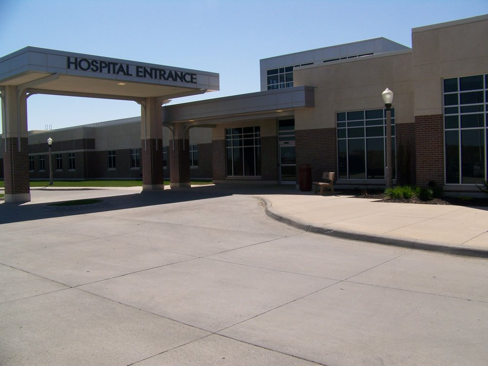 Crawford County Memorial Hospital: 100 Medical Pkwy, Denison, IA