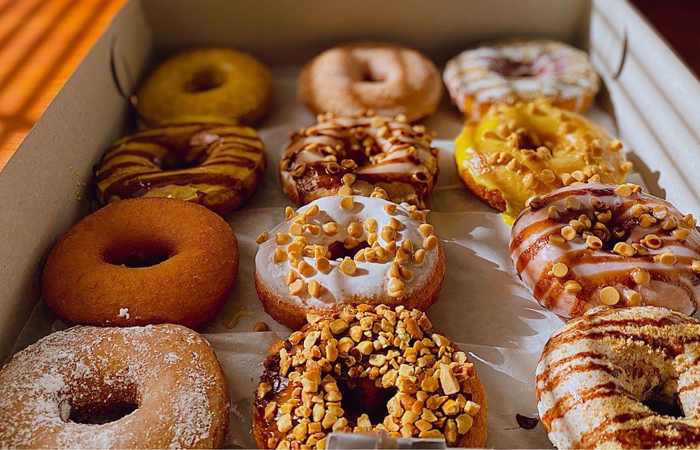 Donut Lover's Boom: 236 W Main St, Kutztown, PA