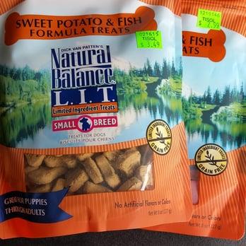 Natural Balance Dog Food Price Increase