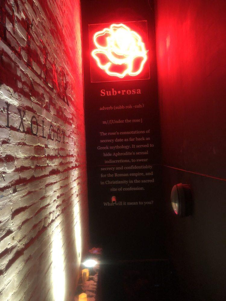 Cellar Mixology by Toro Kitchen + Bar