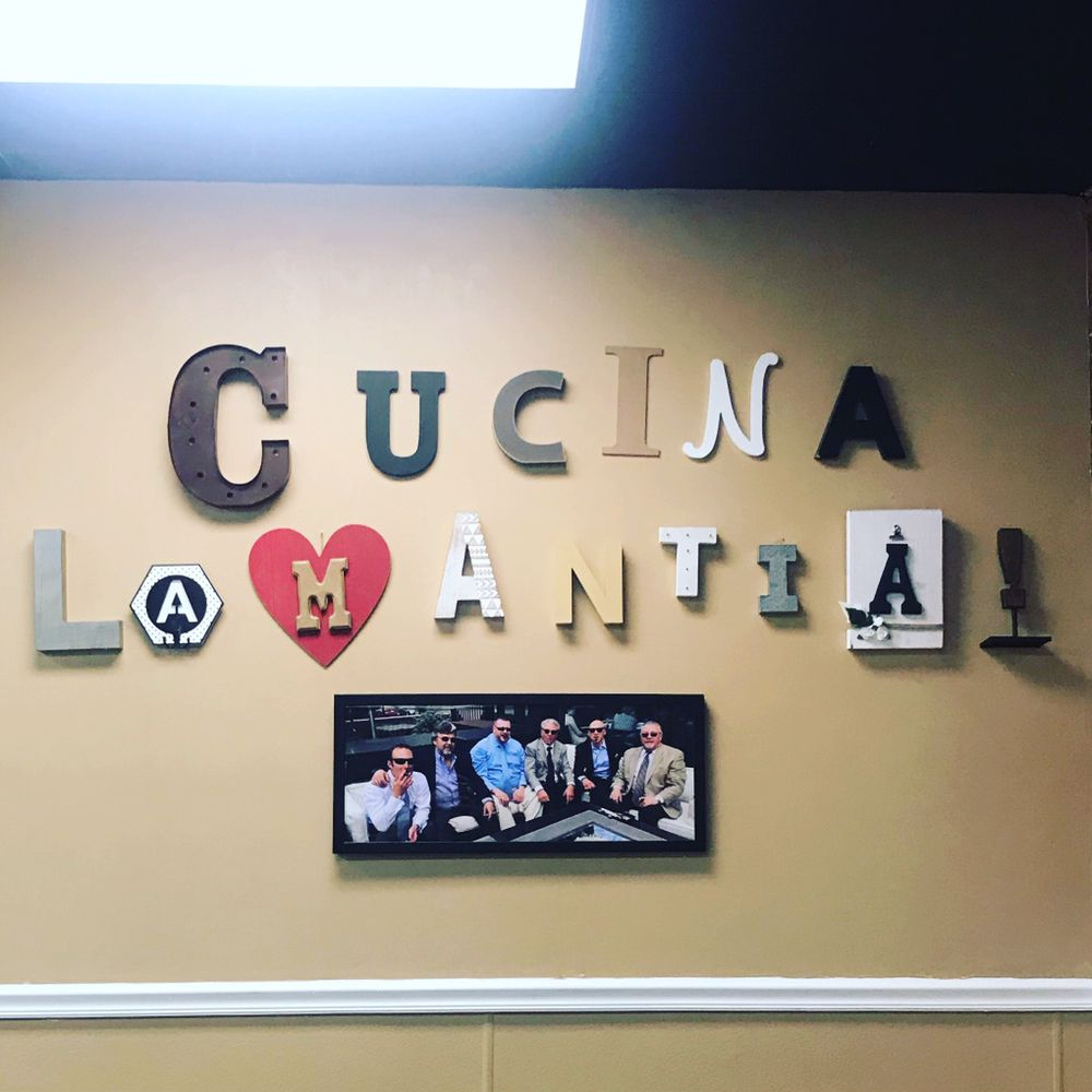 Cucina Lamantia: 3700 South Memorial Dr, Greenville, NC