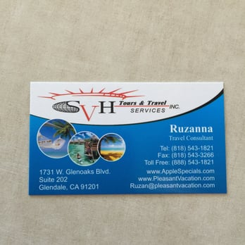 Svh Tours And Travel Services