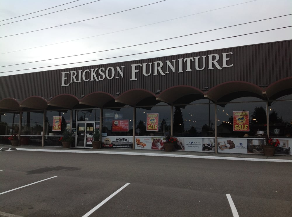 Erickson furniture tiendas de muebles 2015 broadway for Furniture in everett wa