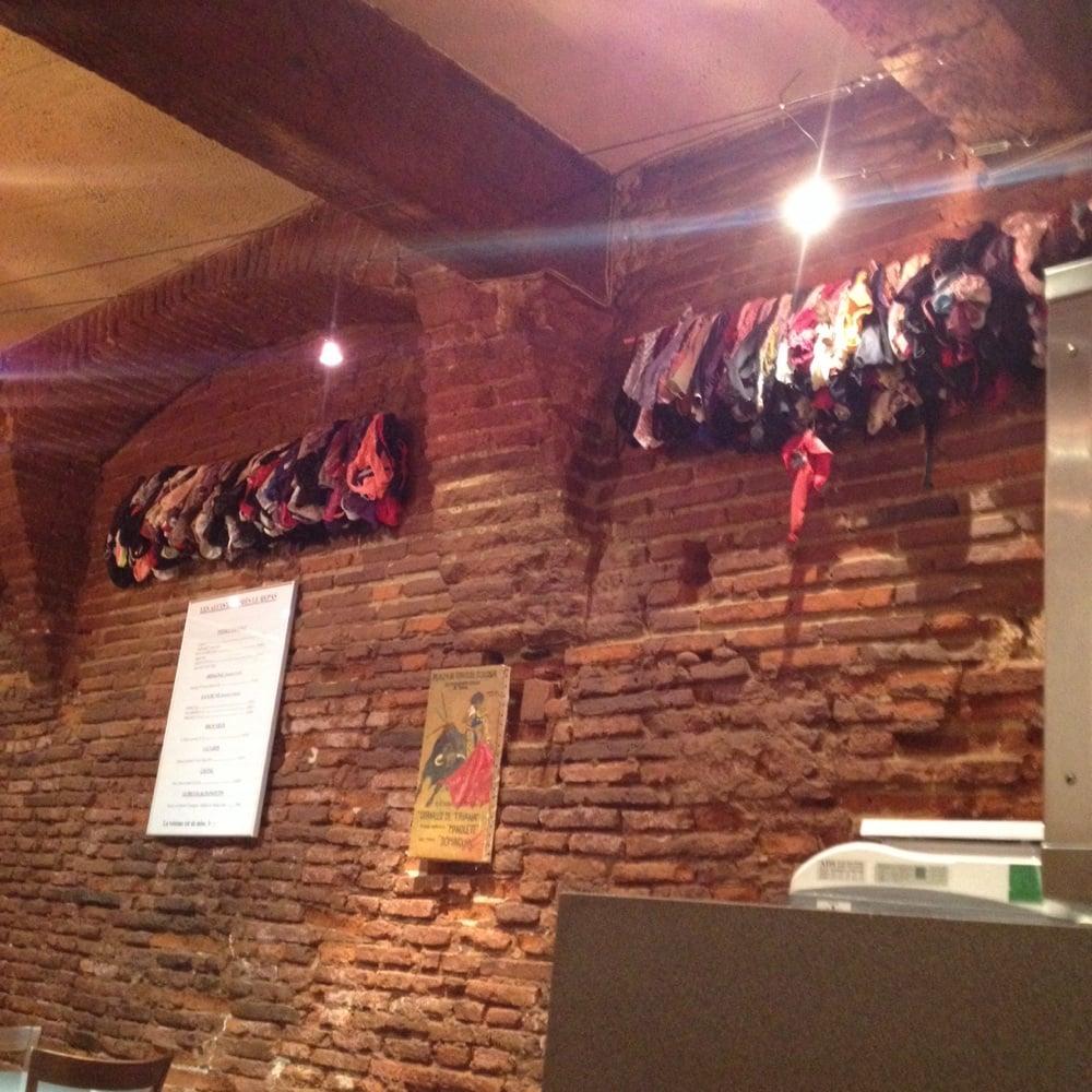 Rue Pharaon Toulouse Restaurant